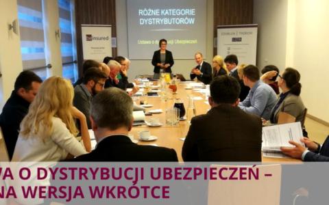 beinsured.pl ieOFWCA.pl wspólne szkolenie zUstawy oDystrybucji Ubezpieczeń